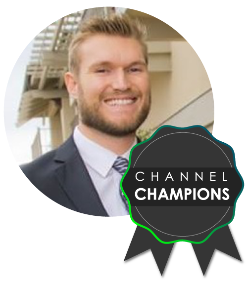 December 2020's Channel Champion / Nick Mulholland